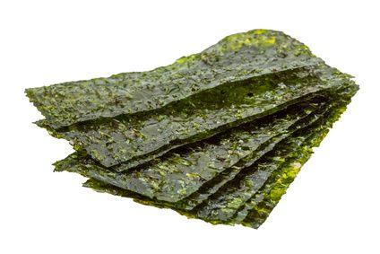 pałeczkami.pl - algi morskie yakinori